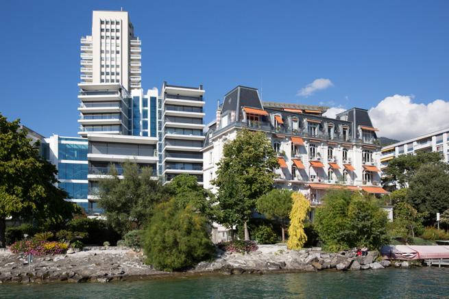 Ferblanterie couverture – Av. de Nestlé 16 à Montreux